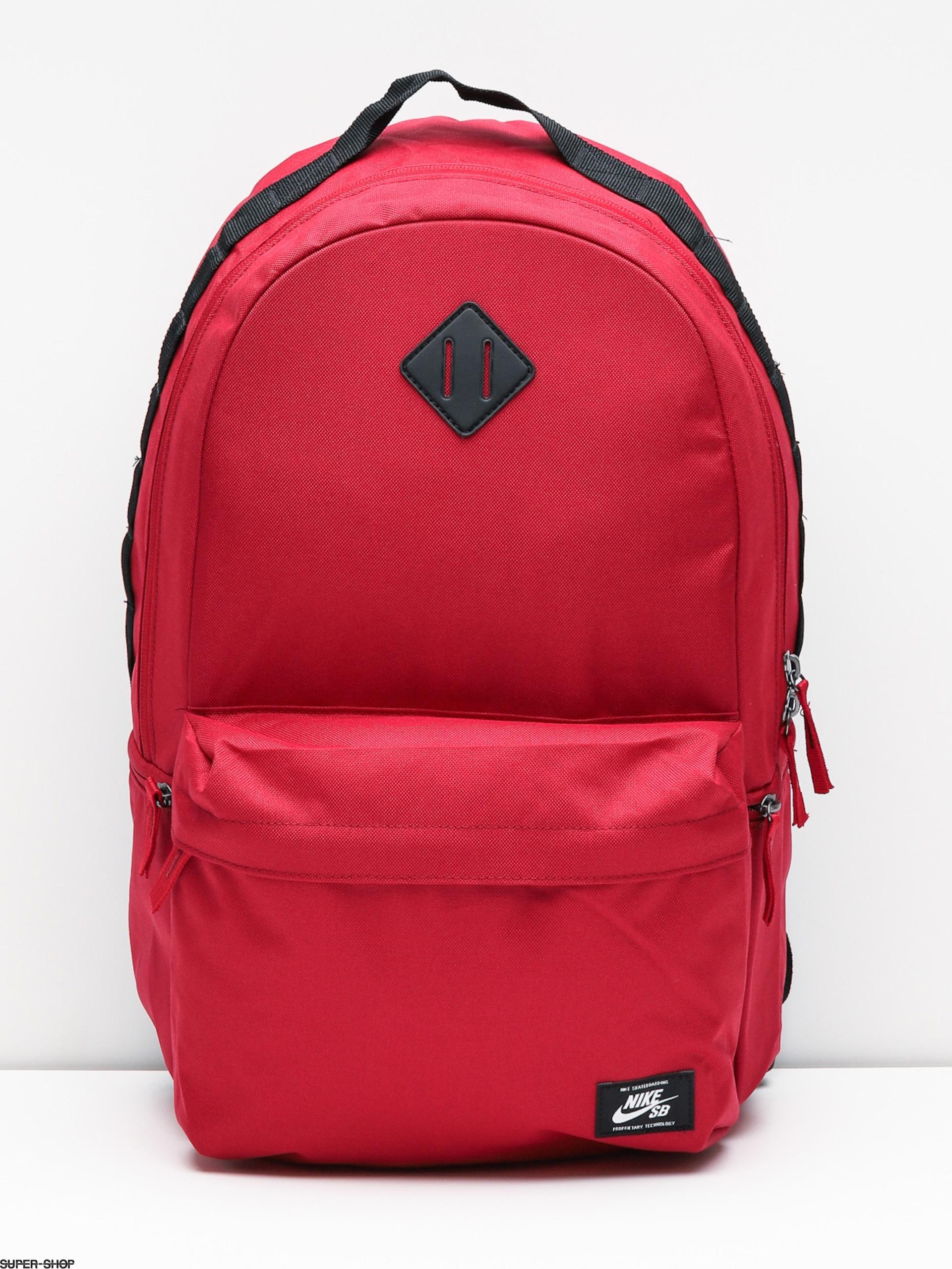 Nike SB Rucksack Sb Icon (red crushblackwhite)