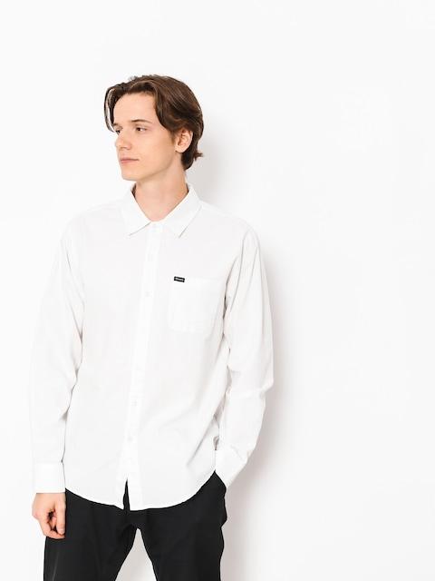 Brixton Shirt Charter Oxford Wvn (off white)