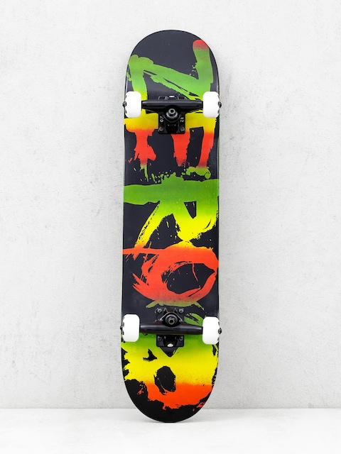 Zero Skateboard Blood Rasta (black/rasta)
