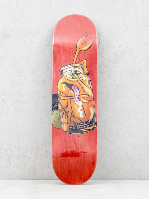 Toy Machine Deck Axel Jar 2 (red)
