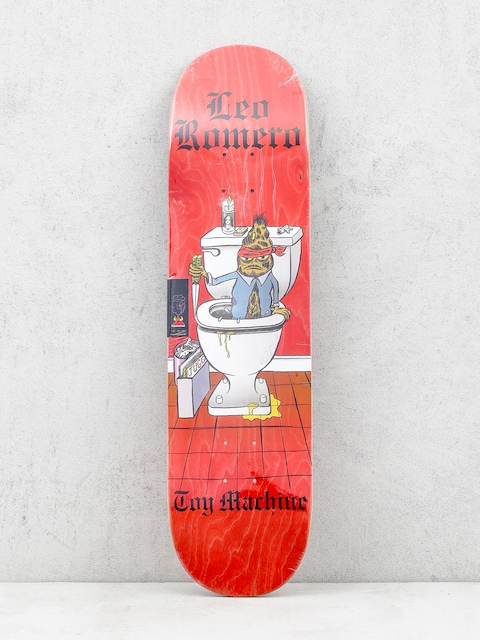 Toy Machine Deck Romero Loco (red)