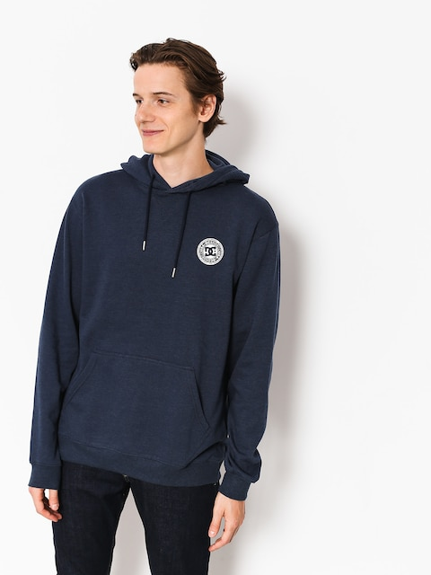 DC Hoody Rebel HD (black iris)