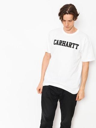 Carhartt WIP T-Shirt College (white/black)