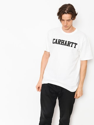 Carhartt WIP T-shirt College (white/black)