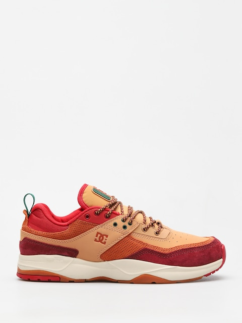DC Shoes E Tribeka Se (burgundy/tan)