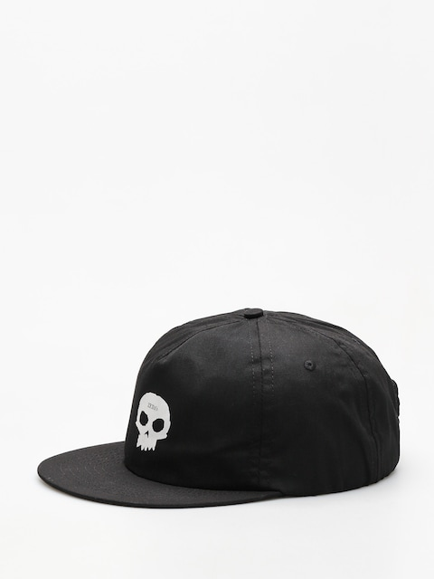 Zero Cap Single Skull ZD (black)