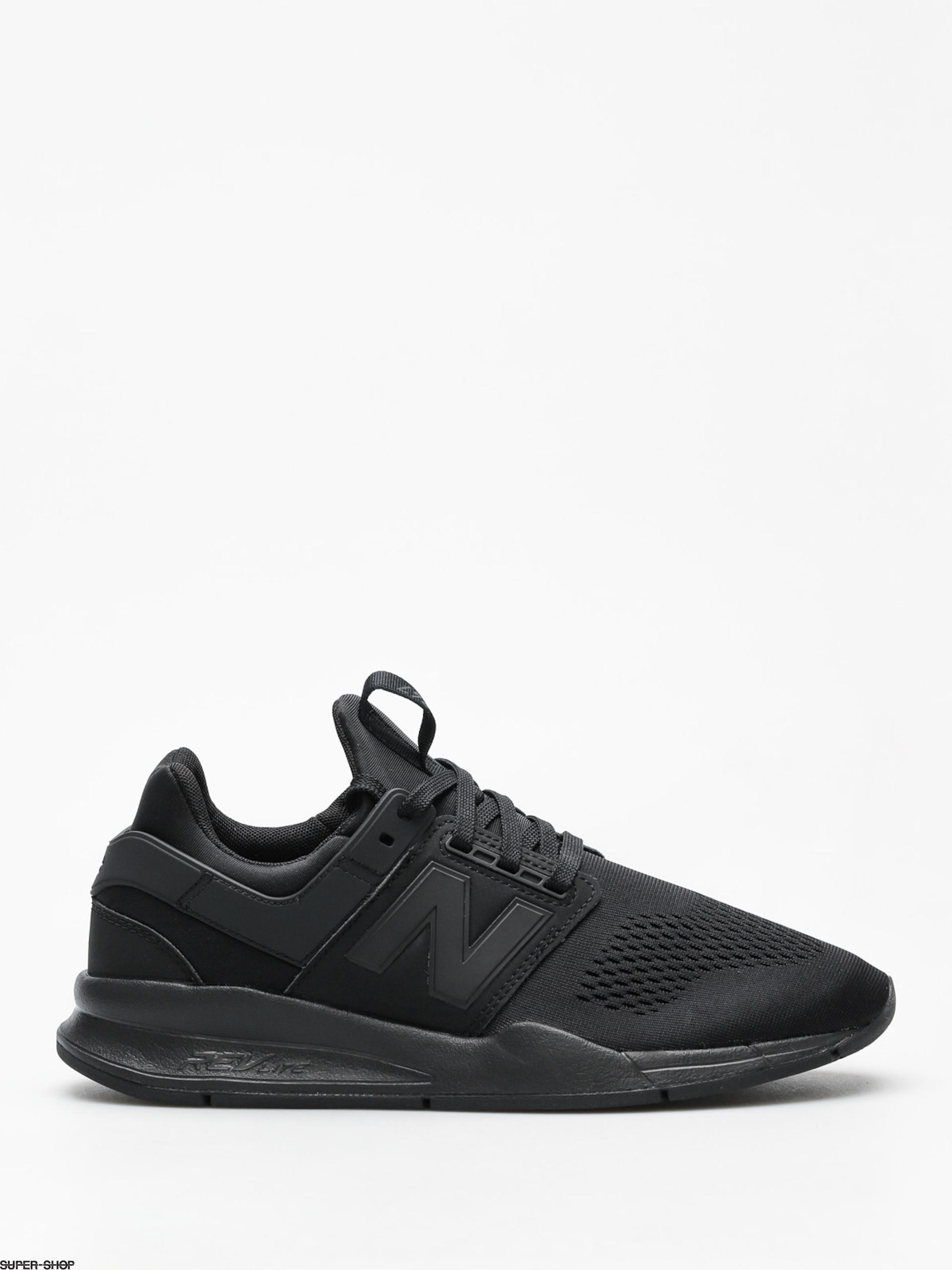 best sneakers f4214 d8fab New Balance Schuhe 247 (black)