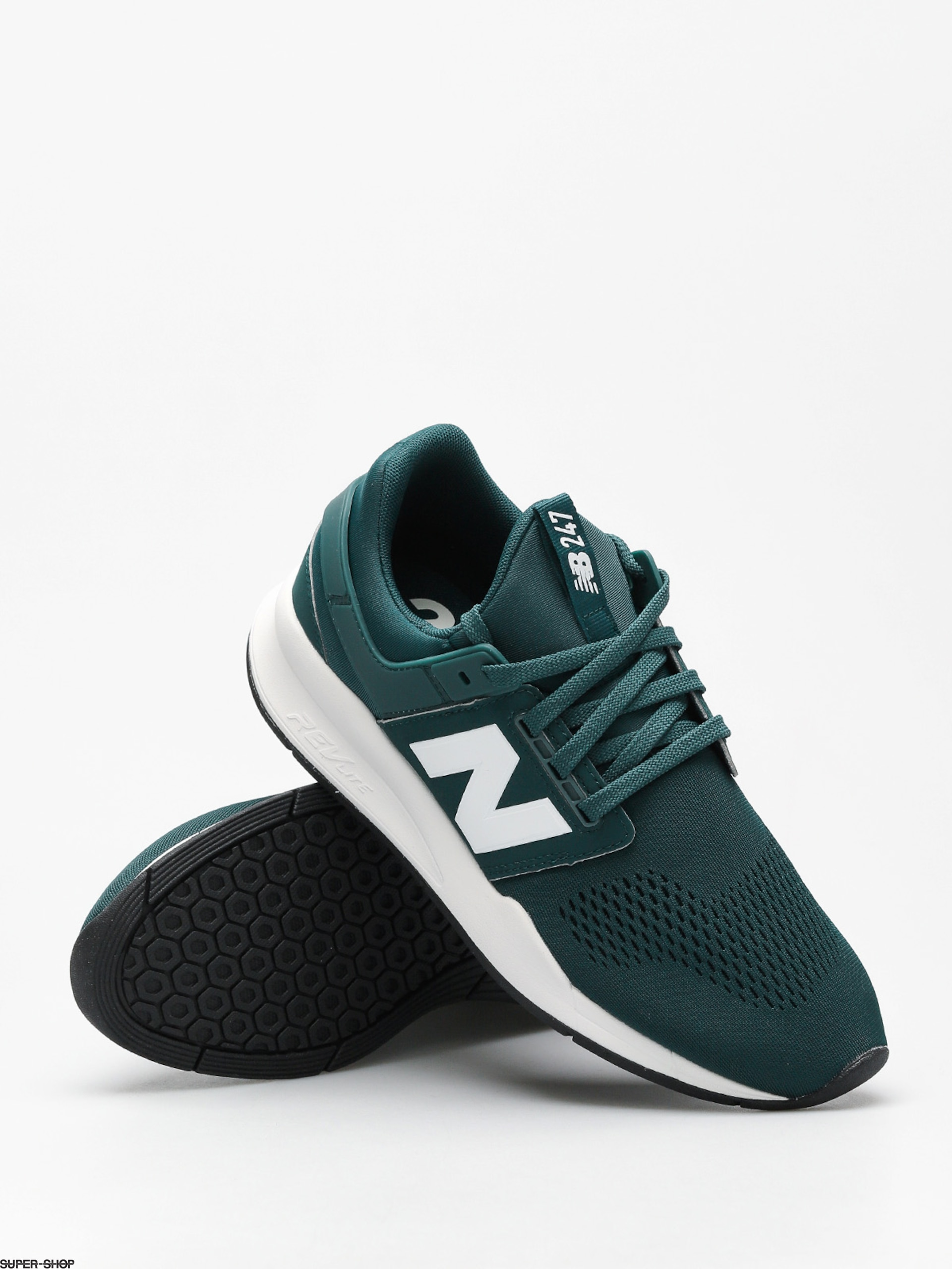 cheap for discount e1d0c 02f4b New Balance Shoes 247 (deep jade)