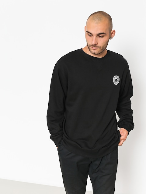 DC Sweatshirt Rebel (black)
