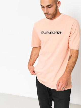 Quiksilver T-shirt Original Quik Col (peach parfait)