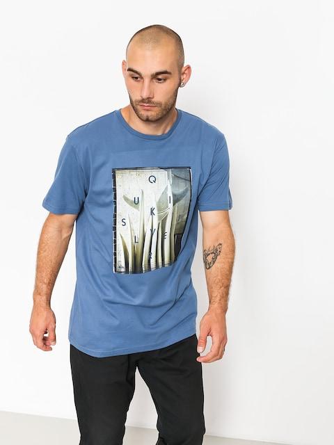 Quiksilver T-shirt Quiv Central (bijou blue)