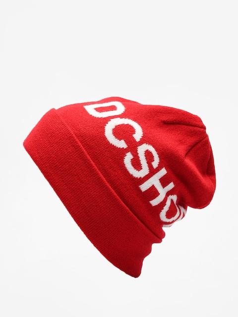 DC Mütze Skate (tango red)