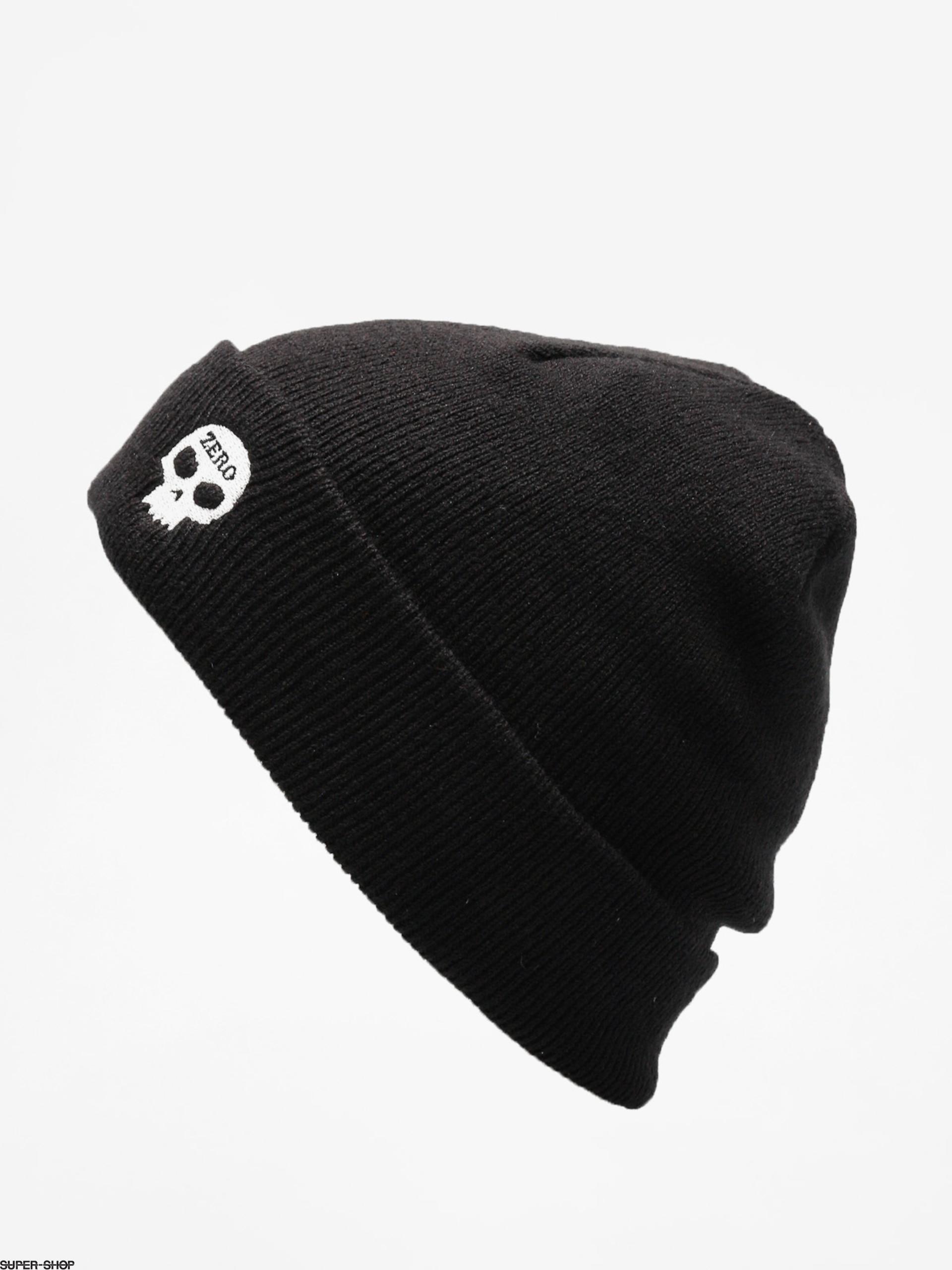 ddbab33228a285 Zero Beanie Skull Beanie (black)