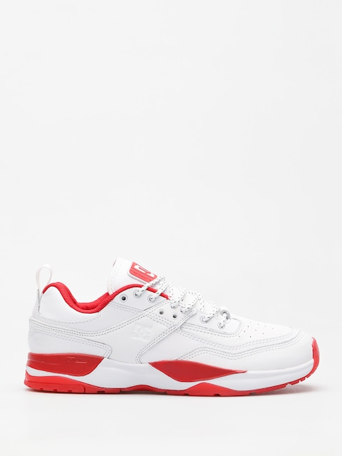 DC Shoes E Tribeka S Js (white/red)