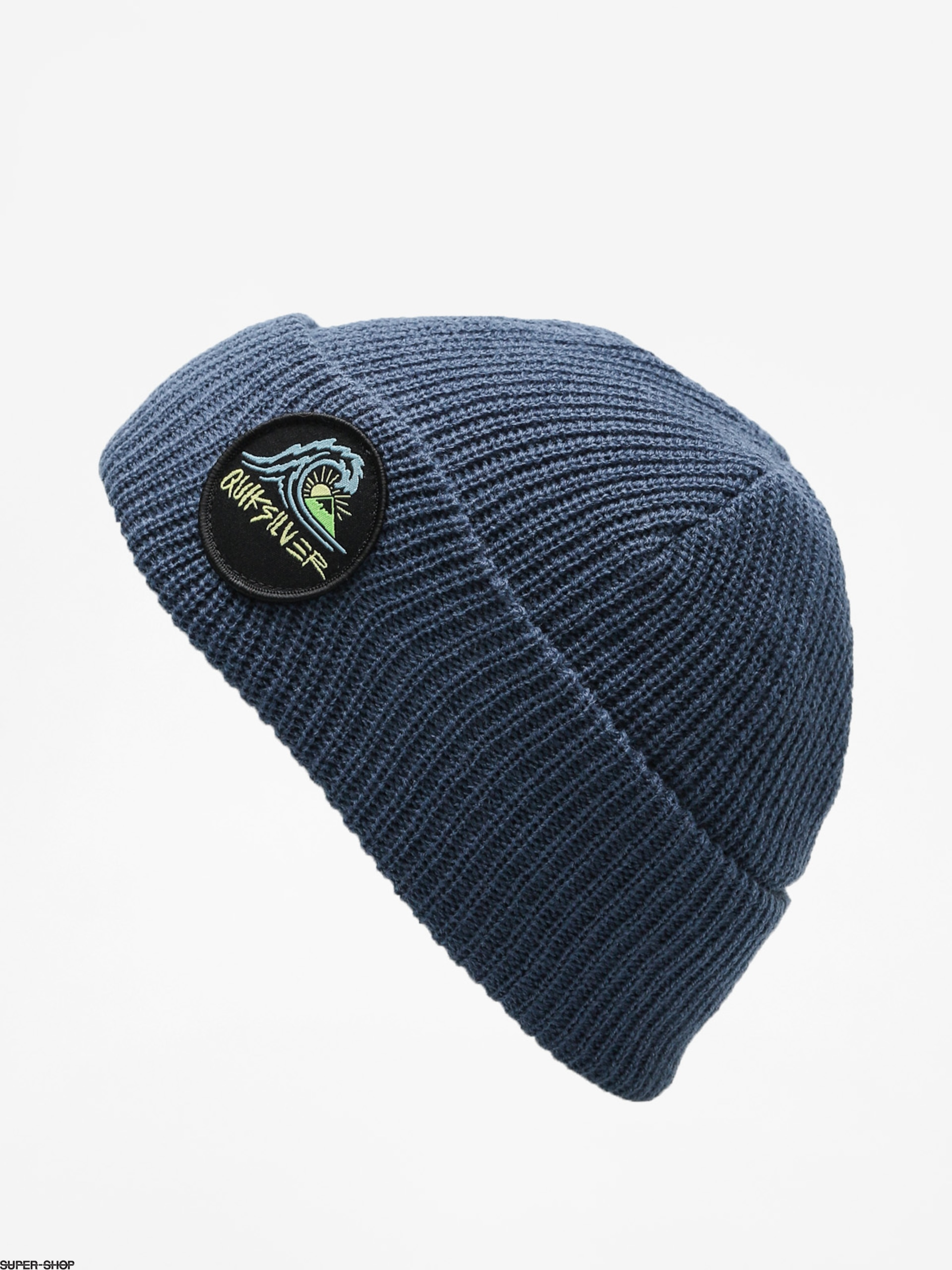 Quiksilver Boys Performed Patch Beanie