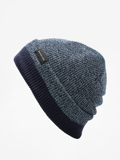Quiksilver Beanie Performed Color Block 2 Beanie (medieval blue)