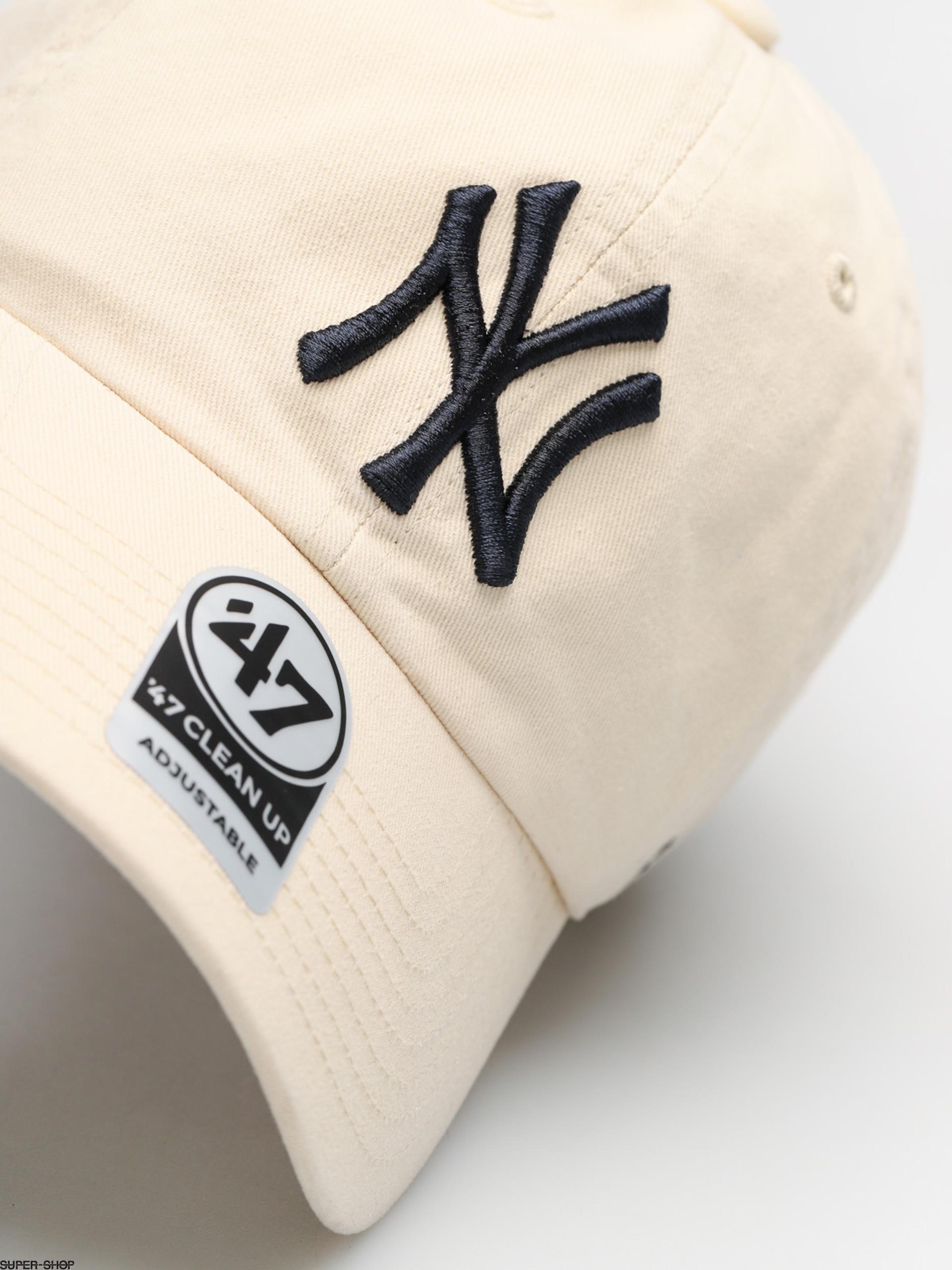 3ba056b33dd1f 47 Brand Cap New York Yankees ZD (natural)
