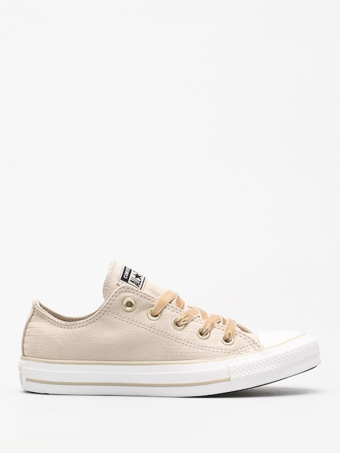 Converse Chucks Chuck Taylor All Star Ox (papyrus/papyrus/white)