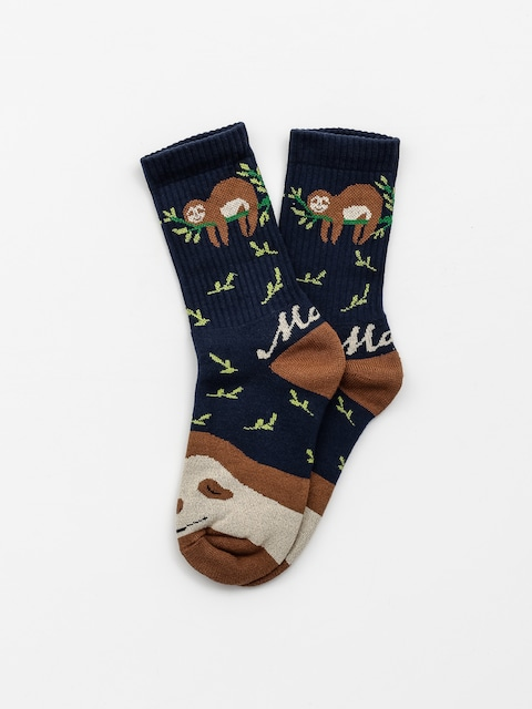 Malita Socks Sloth (navy)