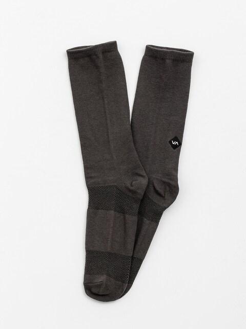 RVCA Socks Pigment (pirate black)