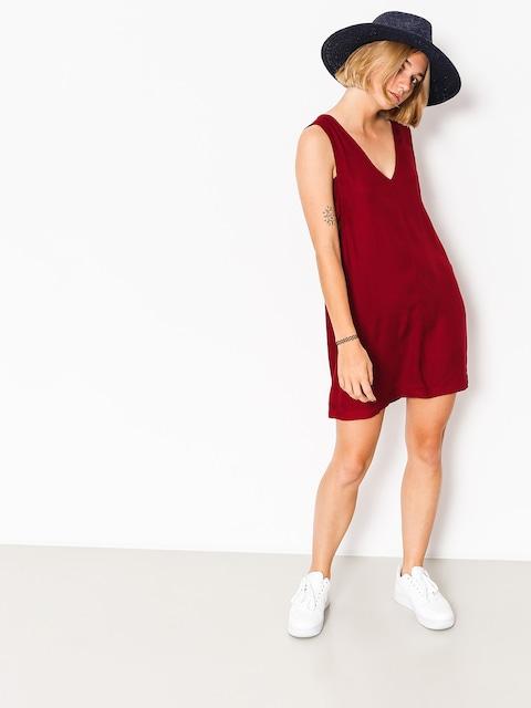 Element Kleid Else Wmn (red dalhia)