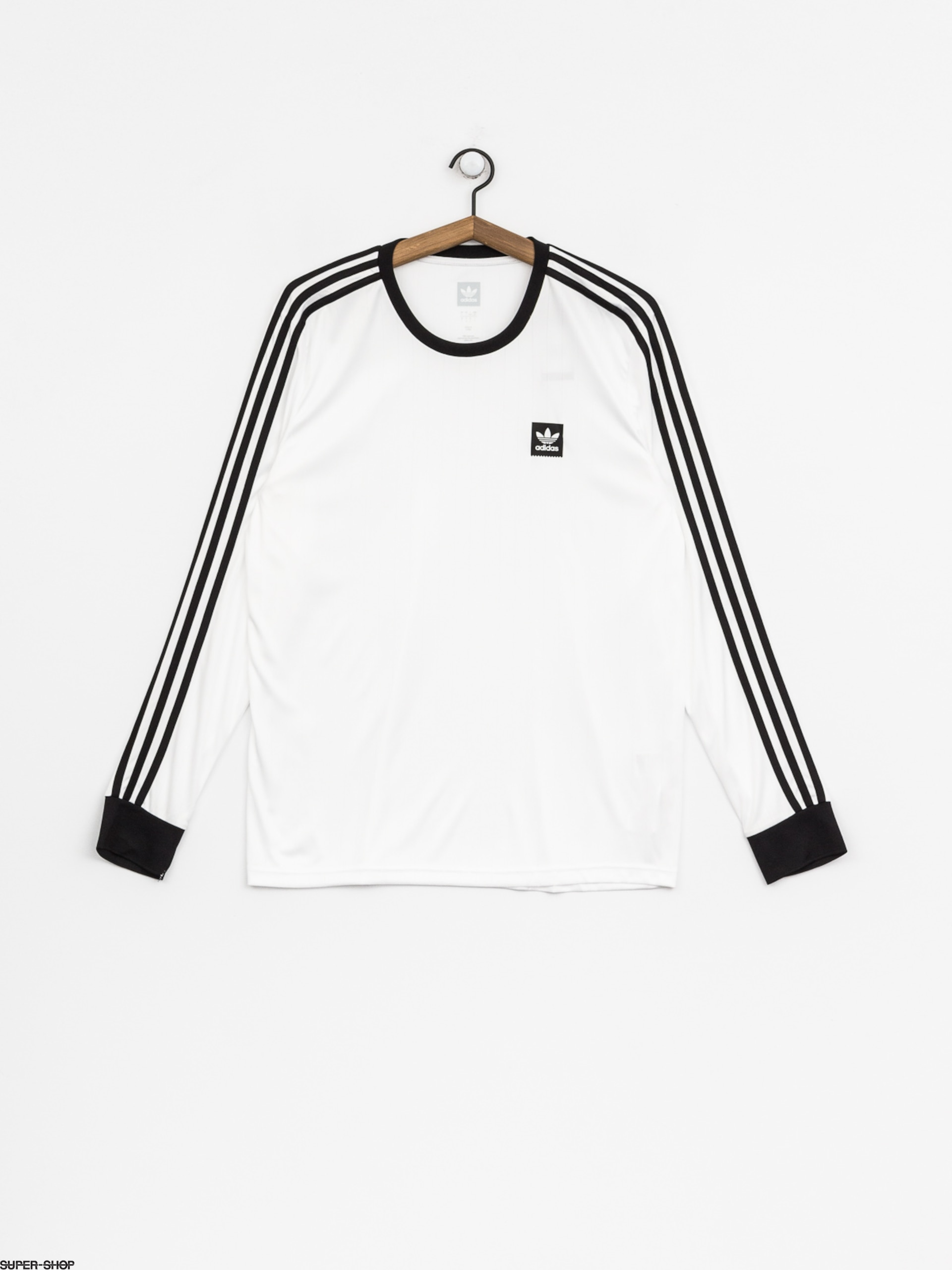 adidas Longsleeve Club Jersey (white black) c2e57ebdd
