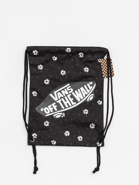 Vans Backpack Benched Bag Wmn (black abstract daisy)