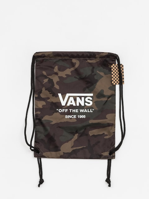 Vans Backpack League Bench Bag (camo/white)
