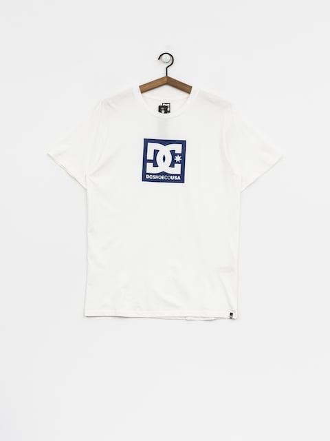 DC T-Shirt Square Star (snow white)