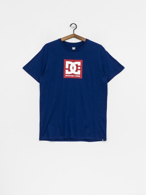DC T-Shirt Square Star (sodalite blue)
