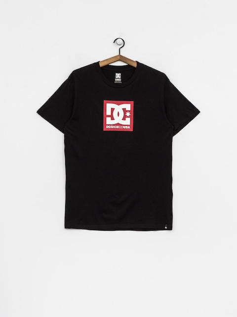 DC T-Shirt Square Star (black)
