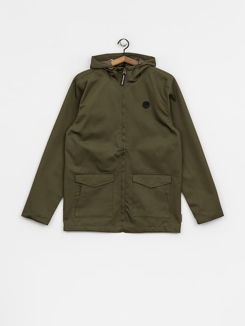 DC Jacke Exford 2 (burnt olive)