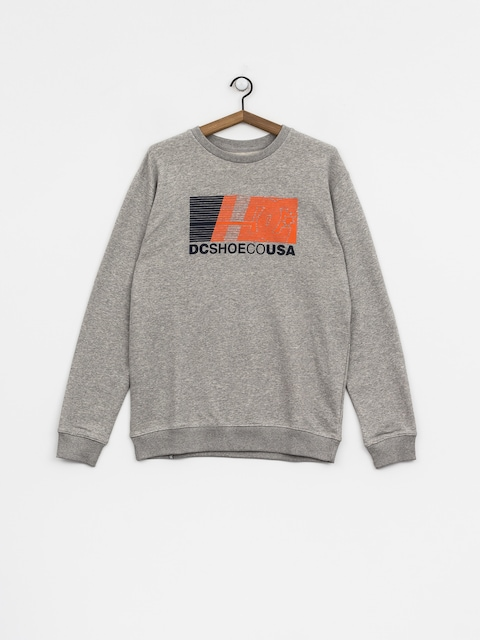 DC Sweatshirt High Value (grey heather)