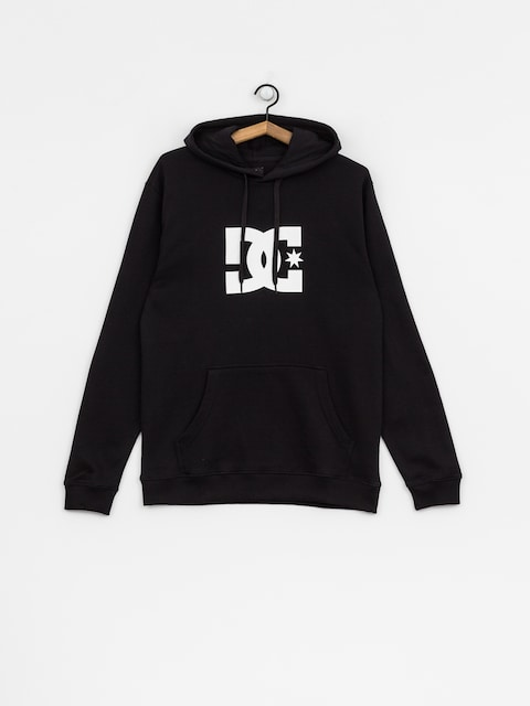 DC Hoody Star HD (black)