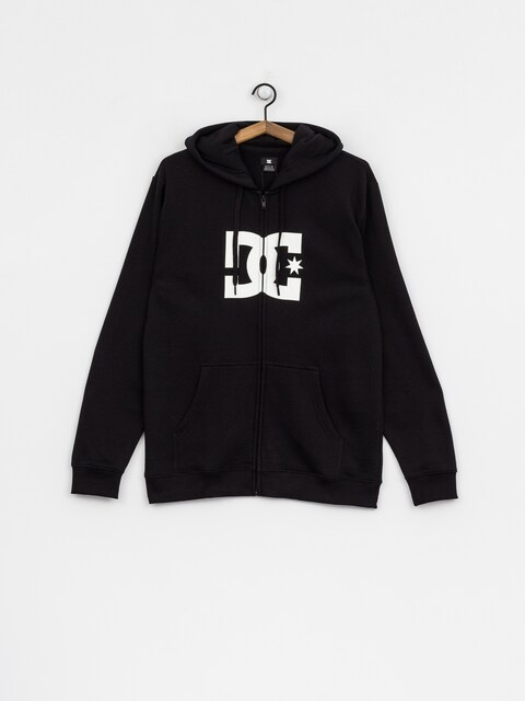 DC Hoodie Star ZHD (black)