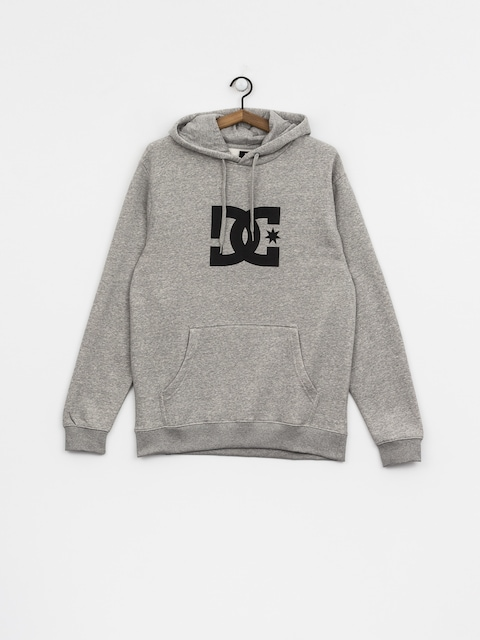 DC Hoody Star HD (grey heather)
