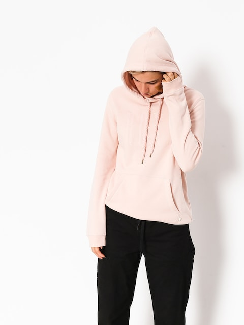 Roxy Hoodie Anotherscene HD Wmn (peach whip)