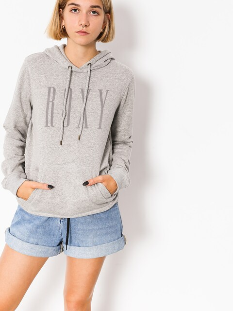 Roxy Hoodie Anotherscene HD Wmn (heritage heather)