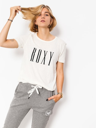 Roxy T-shirt Red Sunset Wmn (marshmallow)