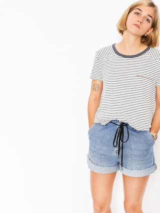 Roxy T-shirt Myfavorite thina Wmn (turbulence thin stri)