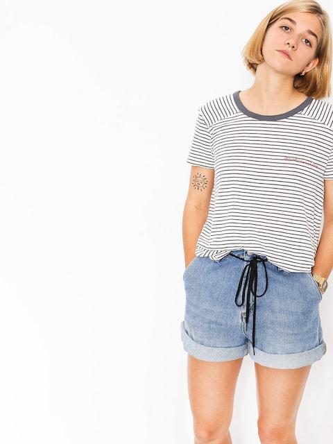 Roxy T-Shirt Myfavoritethina Wmn (turbulence thin stri)