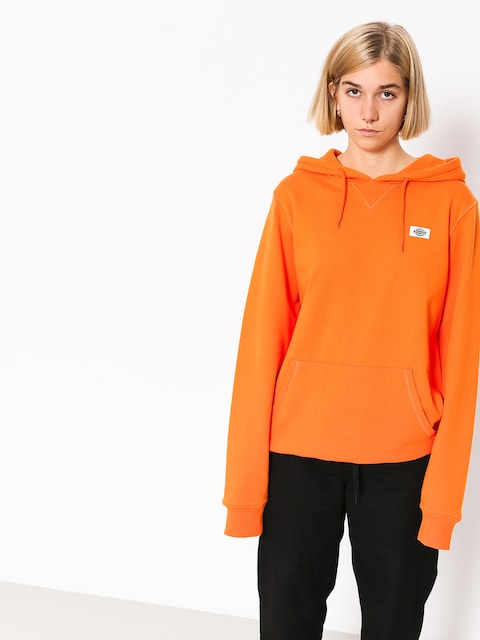 Dickies Hoodie Progreso HD Wmn (energy orange)