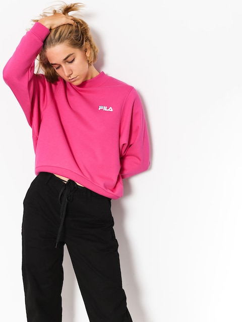Fila Sweatshirt Summer Drop Wmn (magenta)