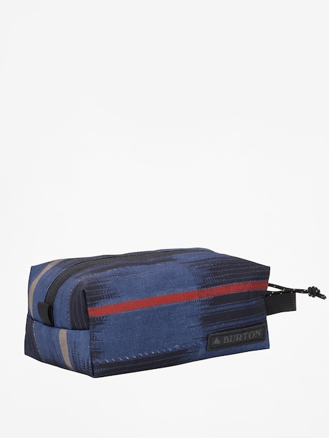 Burton Pencil case Accessory Case (checkyoself print)