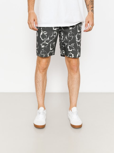 Brixton Boardshorts Barge Trunk (washed black/stone)