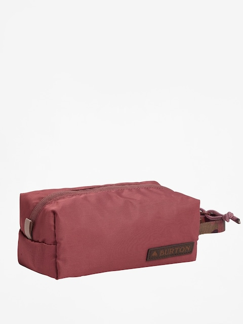 Burton Pencil case Accessory Case (rose brown flt satin)