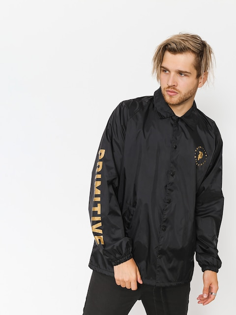 Primitive Jacket Dirty P Orbit (black)