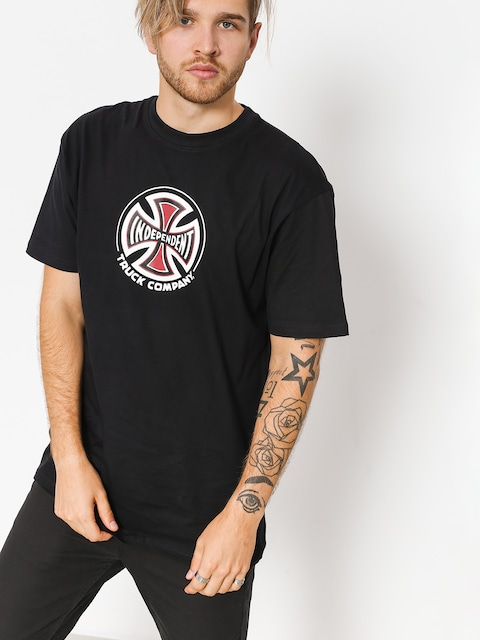 Independent T-Shirt Truck Co (black)