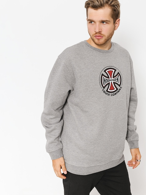 Independent Sweatshirt Truck Co (dark heather)
