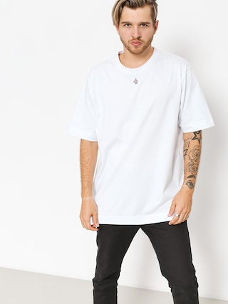 Stoprocent T-shirt Middle (white)